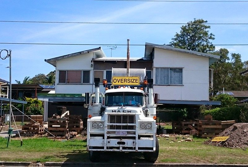 House relocation and removal